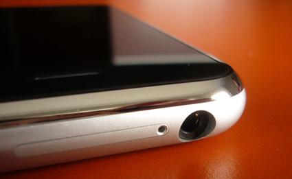 el jack porculero del iphone